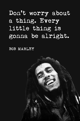 bob marley quotes about love hes not perfect