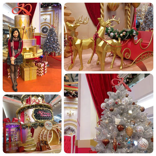 又一城聖誕蛋糕「Merry-Go-20th」