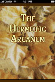 Cover of Jean dEspagnet's Book The Hermetic Arcanum The Secret Work Of The Hermetic Philosophy