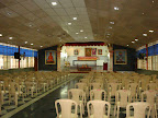 Glass House - Pravachan Mandir