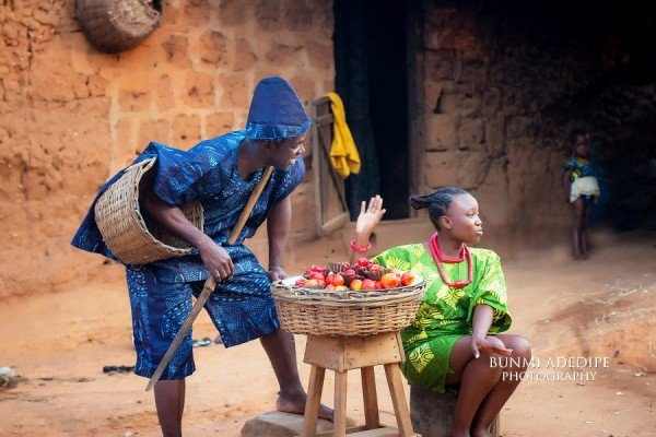 A MUST READ STORY FOR ALL YORUBA:- The Origin Of 'Iyawo', The Yoruba Word For 'Wife