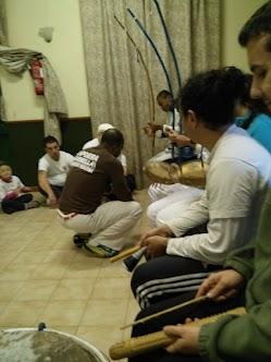 Capoeira Angola Reliquia De Espinho Remoso Contramestre Fantasma - 8