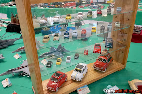 Baby Fiat 500 model collection
