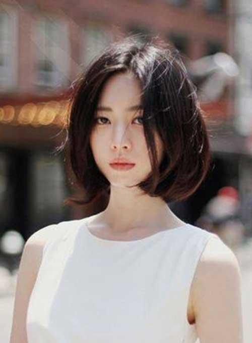 Pretty Korean Short Hairstyles 2017 For Women Styles Art