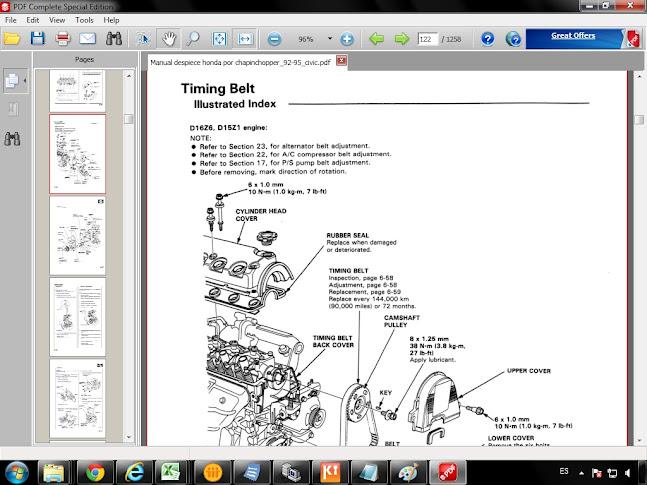 honda civic 2012 manual de usuario