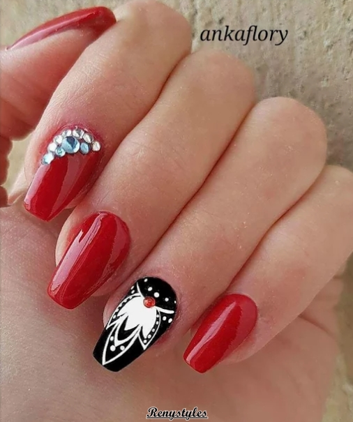 100 New patterns for your nails to talk about your personality
