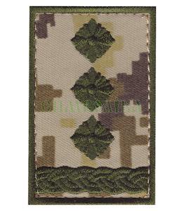 Погон ДПС Полковник /тк.NDU/ 70х45мм
