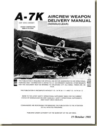LTV A-7K Weapon Delivery Manual_01