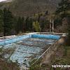 село Костенец - изоставен басейн