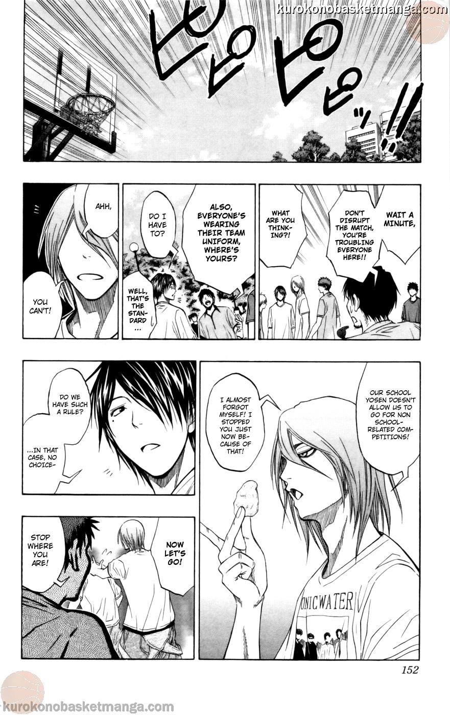 Kuroko no Basket Manga Chapter 78 - Image 06