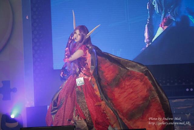 """PipiChu biến hóa với cosplay """"thiên thần sa ngã"""" - Ảnh 10"""