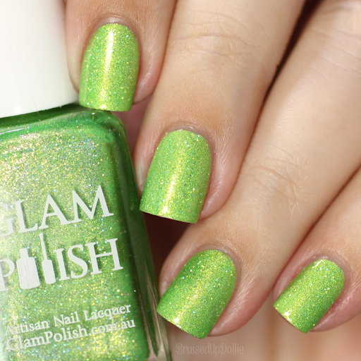 Glam Polish No More Caffeine For You