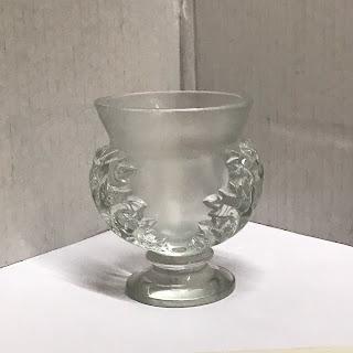 Lalique Small Vase