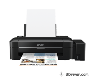 download Epson L301 printer's driver