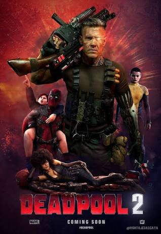 Download Deadpool 2 2018 Full Movie Hindi Dubbed Dual Audio In Hd