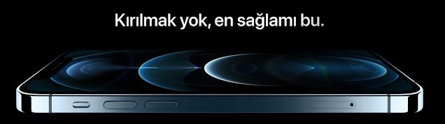 iPhone 12 Pro sağlamlık görseli