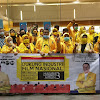 Dorong Film Nasional Bangkit, Ratusan Kader Golkar DIY Nobar Di XXI