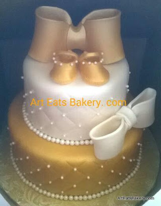 girl s baby shower specialty cakes eats bakery s sc