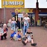 Jumbo prijswinnaars - foto's Jeannet Stötefalk