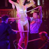WWW.ENTSIMAGES.COM -    Next act The Rope performed    at      West End Bares 2014 - Nude Dunnit at Cafe de Paris, London September 7th 2014Annual dance/burlesque fundraising show hosted by TheatreMAD in aid of The Make A Difference Trust.  Photo Mobis Photos/OIC 0203 174 1069