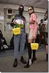 97 PALM ANGELS FW 18-19 - Backstage images