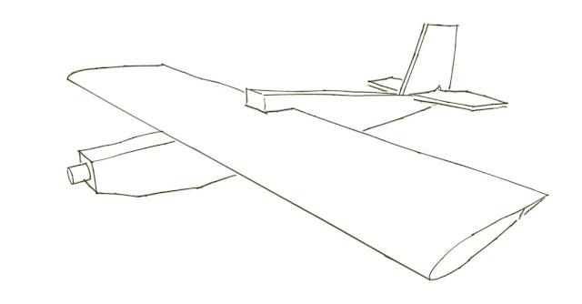 Modélisme avec Sketchup - Page 2 V2-ProfilDessus