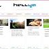 Hellya Responsive Blogger Template
