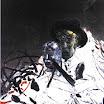 Stilleben mit Kopf und Hand, 1992/1998. �l auf Leinwand, 200 x 169 cm (gerahmt 205 x 174,5 cm), signiert.