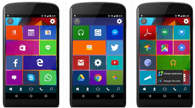 Win 10 Launcher : Pro Apk v1.5 Paid