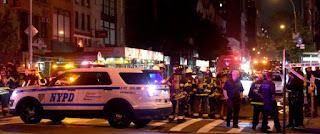 New York: une explosion fait 29 blessés, réveillant les craintes d'attentats