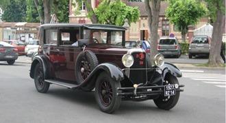 Panhard 1927 X59