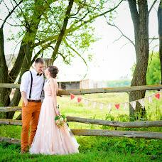 Wedding photographer Ekaterina Manaenkova (lapick87). Photo of 06.10.2017