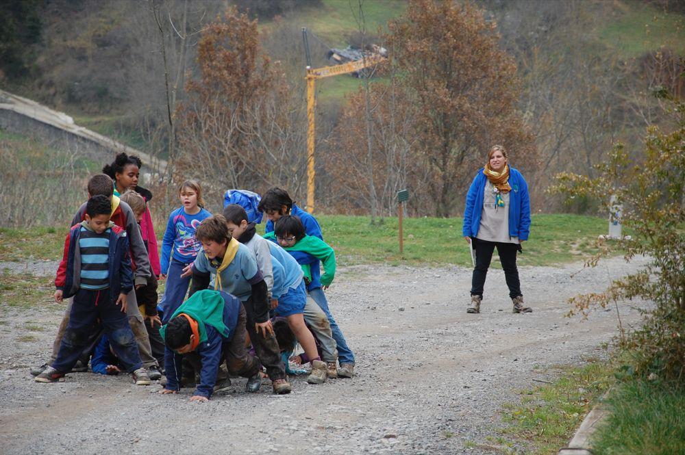 Sortida Castors i Llops a la Roca del Secut 2010 - DSC_0768.JPG