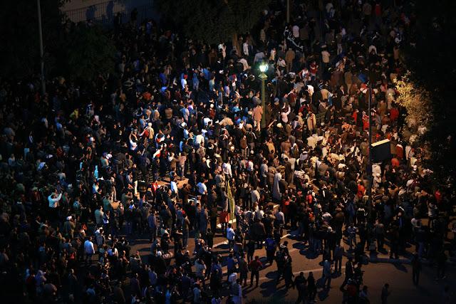 Egyptian Revolution شريف الحكيم Tahrir1.28.2011
