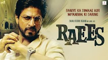 Shah Rukh khan (SRK) New Upcoming movie Raees Poster, shahrukh upcoming movies, Pakistani actress Abdul Ahad Asif, Raees box office collection