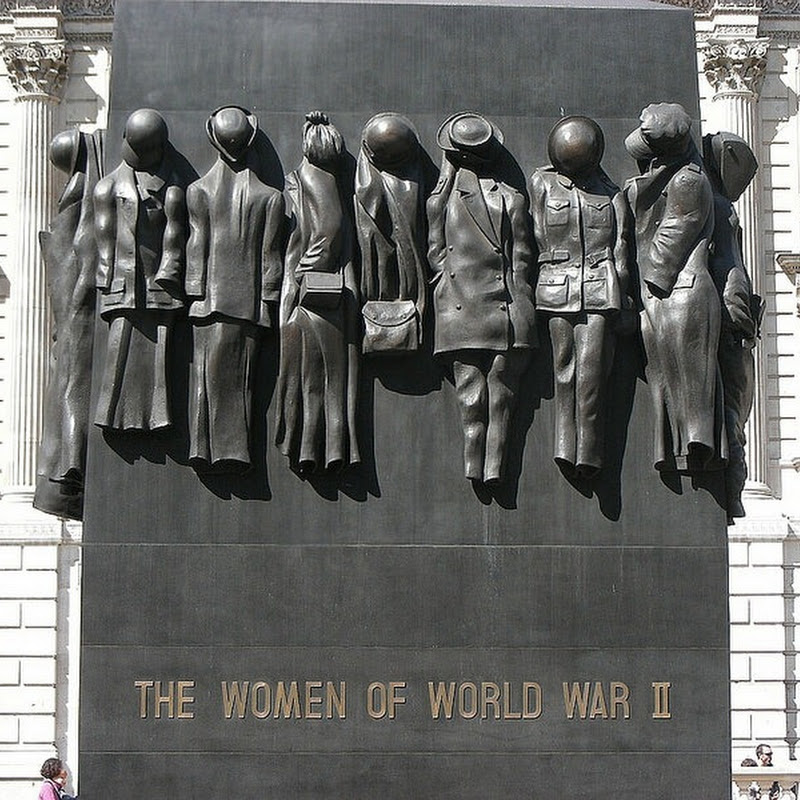 Women's World War 2 Memorials