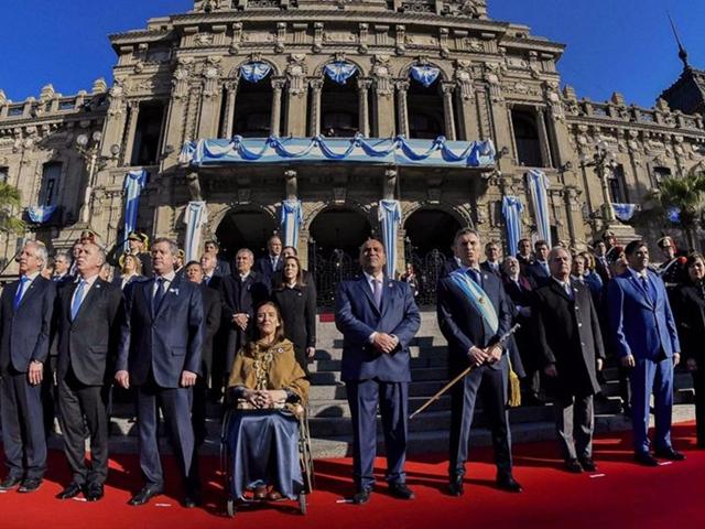 Macri pidió cambios a los argentinos y dejar de lado la mentira y la corrupción