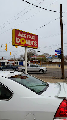 Jack Frost Donuts, donut fest, Cleveland