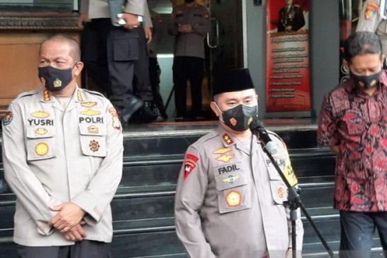 Ultimatum Kapolda Metro Jaya Untuk Ormas yang Berperilaku Premanisme