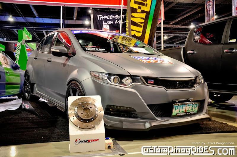Honda City GM Body Kit Styling Options Custom Pinoy Rides Atoy Customs TK Grey