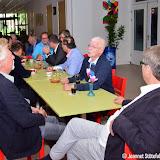 Poolse delegatie uit Kostrzyn in Pekela - Foto's Jeannet Stotefalk
