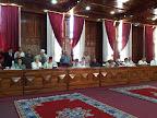Mesa del seminario
