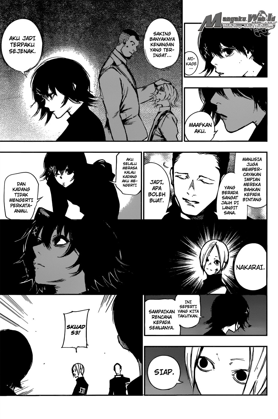 Tokyo Ghoul: Re Chapter 110-8