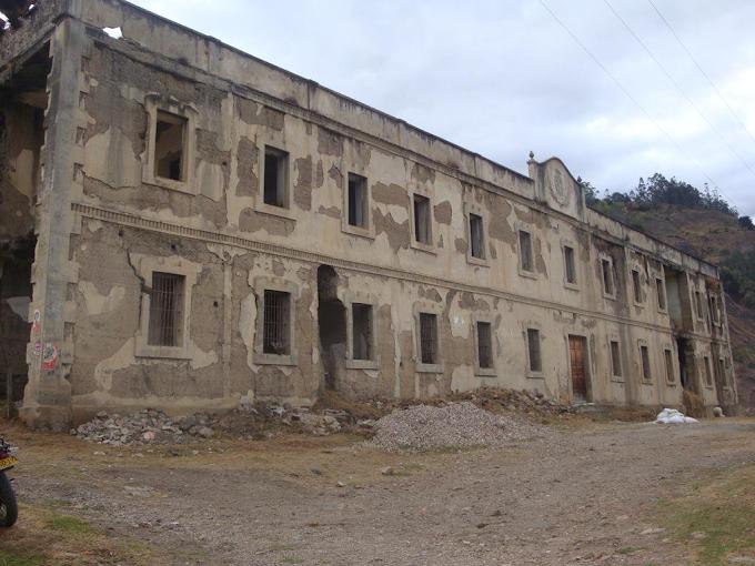 Muere el Seminario de Servitá, Patrimonio Arquitectónico de García Rovira