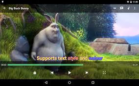 how to watch movies with subtitles on Android