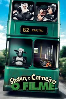 Capa Shaun: O Carneiro (2015) Dublado Torrent