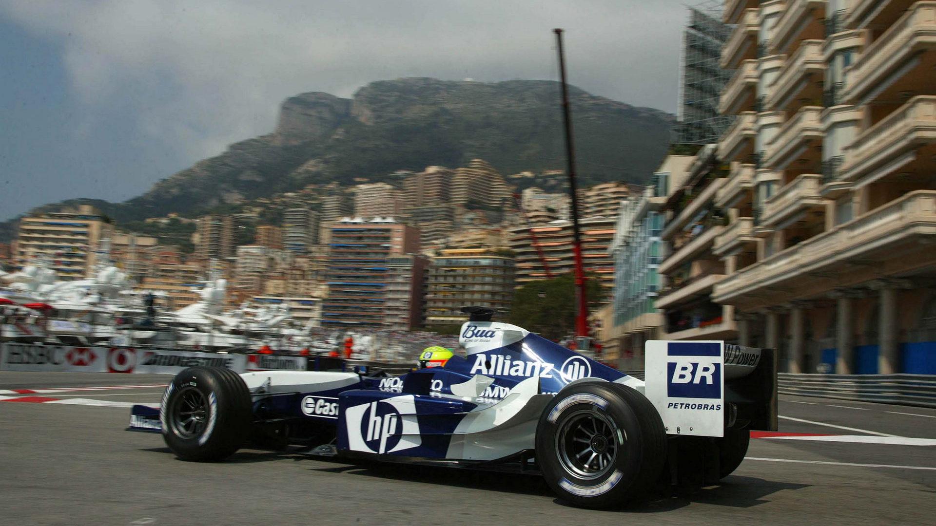 HD Wallpapers 2004 Formula 1 Grand Prix of Monaco  F1