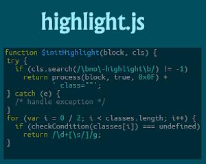 highlight.js – JavaScript Syntax Highlighter