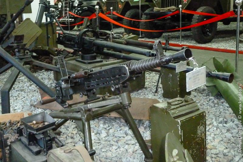 Станковый пулемет МГ-37