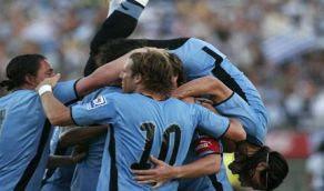Goles Uruguay Bolivia Eliminatorias Brasil 2014